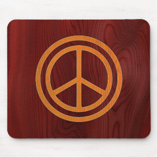 Woody Peace II Mouse Pad