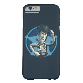 Woody: Sheriff Badge Barely There iPhone 6 Case