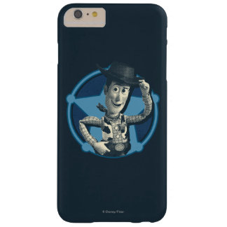 Woody: Sheriff Badge Barely There iPhone 6 Plus Case