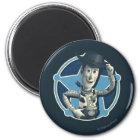 Woody: Sheriff Badge Magnet