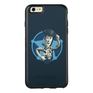 Woody: Sheriff Badge OtterBox iPhone 6/6s Plus Case