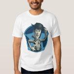Woody: Sheriff Badge Tee Shirt