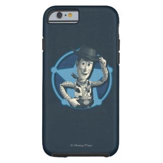 Woody: Sheriff Badge Tough iPhone 6 Case