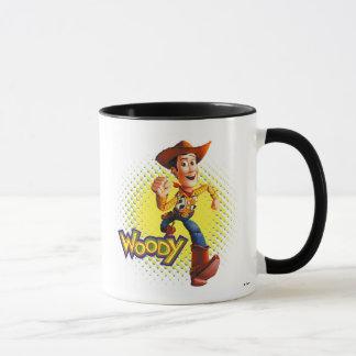 Woody Sheriff Cowboy Disney Mug