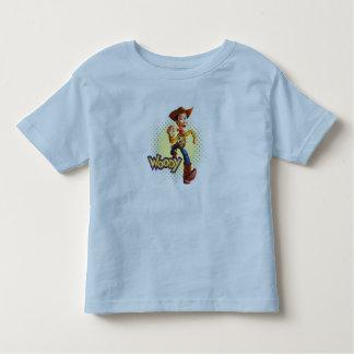 Woody Sheriff Cowboy Disney Toddler T-shirt
