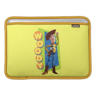 Woody Sleeve For MacBook Air