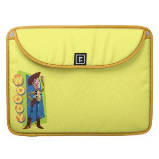 Woody Sleeve For MacBooks