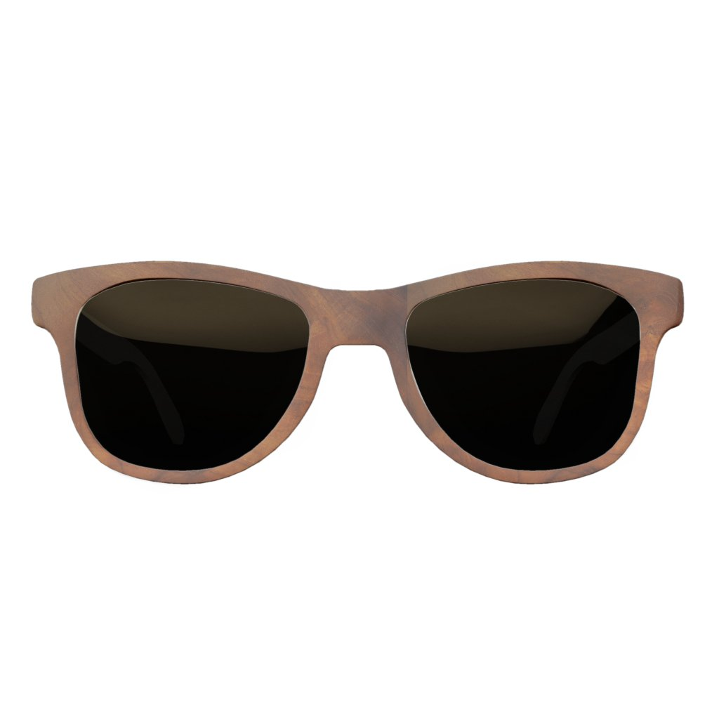 Woody / Wood Grain Sunglasses