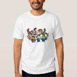 Woody y amigos camisas