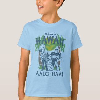 Woody y zumbido - recepción a Hawaii Playera
