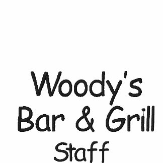 Woody's Bar & Grill            , Staff