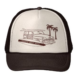 Woody's Surf Shop Trucker Hat