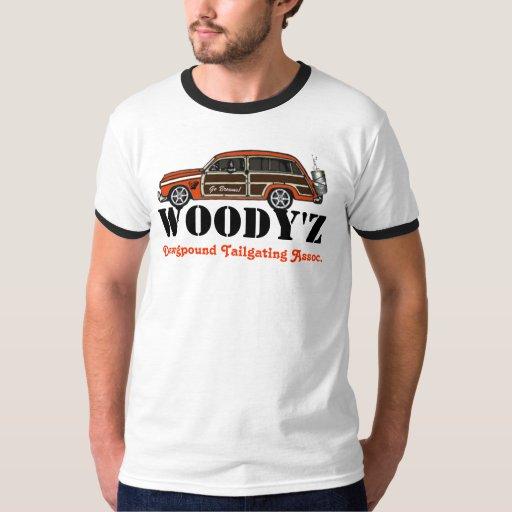 WoodyZ Browns T-shirt
