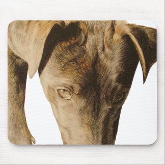 woof and stuff billy mouse mat mouse pad