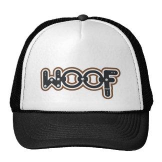 Woof Cap Trucker Hat