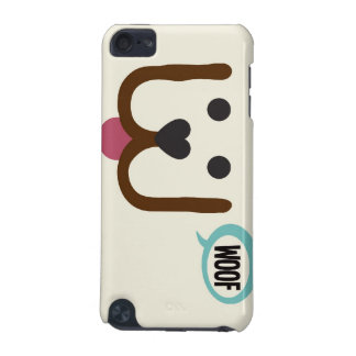 Woof Collection Custom iPod Touch Case