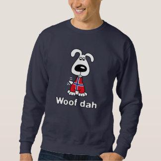 Woof Dah Dark Sweatshirt