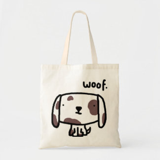 Woof. Dog Bag