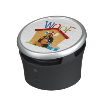 Woof Dog Bluetooth Speaker