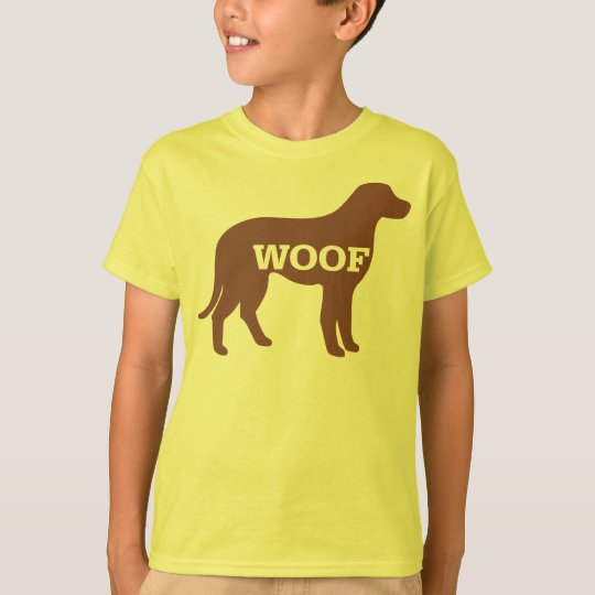 Woof Goes The Dog T-Shirt