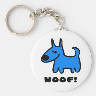 Woof! Key Chain