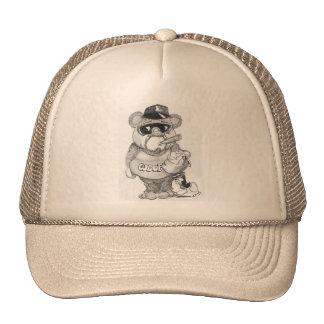 woof mesh hats