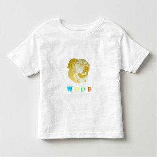 Woof Toddler T-shirt