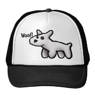 Woof! Trucker Hat