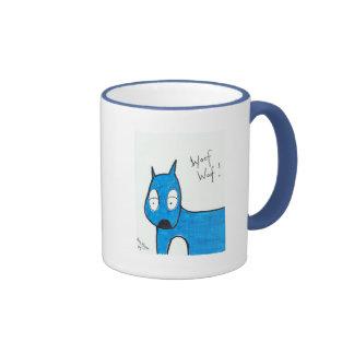 woof woof Coffee Mug