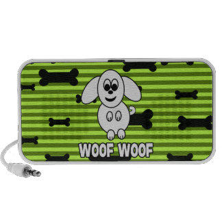 Woof Woof Doggy iPod Speaker