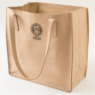 woof! woof! Lhasa apso Tote