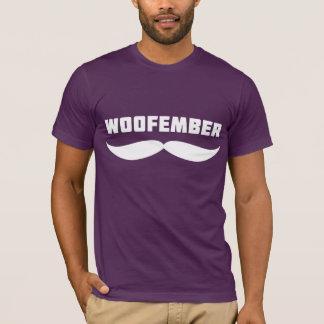 Woofember Logo Tee (eggplant)