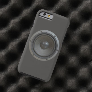 Woofer Tough iPhone 6 Case