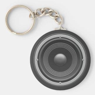 Woofer Keychain