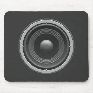 Woofer Mouse Pad