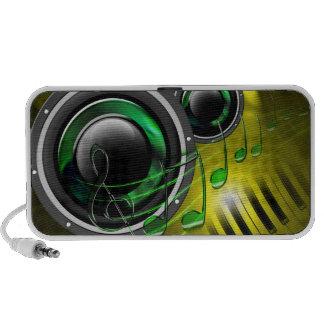 Woofer music mini speaker
