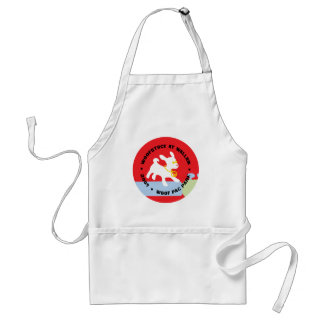 Woofstock at Waller Adult Apron