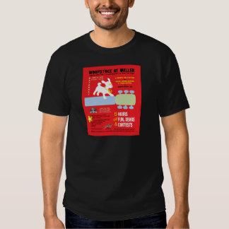 Woofstock at Waller Poster Tshirts