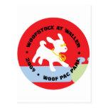 Woofstock en Waller Postal