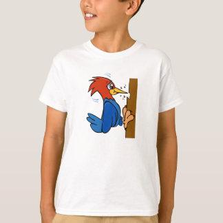 Woogy Woodpecker T-Shirt
