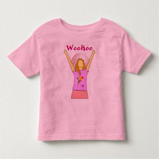 woohoo toddler shirt