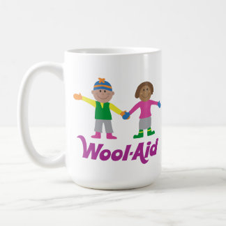 Wool-Aid mug