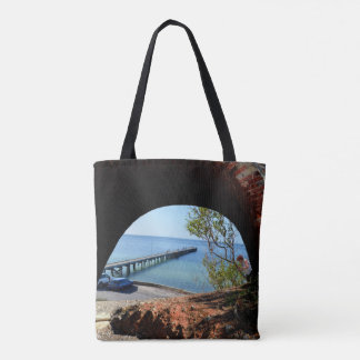 Wool Bay, South Australia, The View, Tote Bag