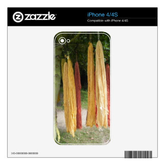 Wool Skin For iPhone 4