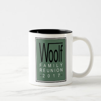 Woolf Family Reunion 2017 Mug