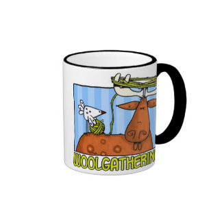 woolgathering mug