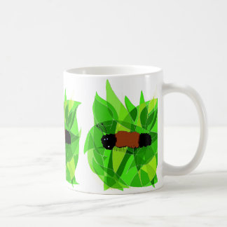 Woolly Bear Nature Art on Coffee Mug