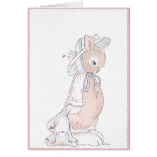 Woolly Flopsy Card