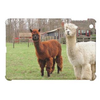 Woolly Llamas ~ iPad Mini case