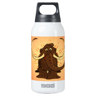 Woolly Mammoth 10 Oz Insulated SIGG Thermos Water Bottle